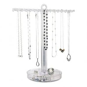 STORi Clear Necklace Holder