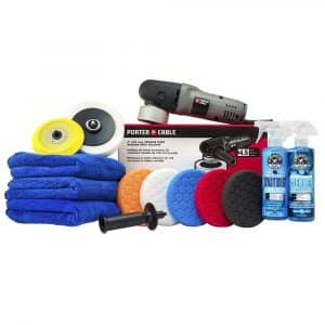 Chemical Guys Portable Cable Detailing Kit