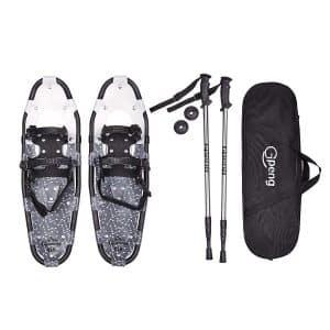 "Gpeng 14"" 21"" 25"" 27"" 30"" Anti-Shock Snowshoes SnowShoes"