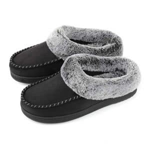 ULTRAIDEAS Women's Cozy Memory Slippers