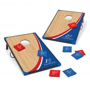 EastPoint Sports Liberity Bean Bag Toss Cornhole Game Set
