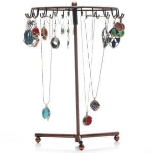 Readaeer Rotating Jewelry Stand