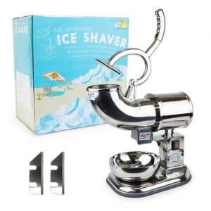 WYZworks Stainless Steel Ice Shaver