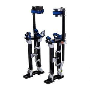 Pentagon Tools 1116 Black Drywall Stilts