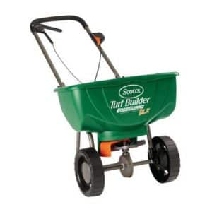 Scotts Turf Builder Pro EdgeGuard Broadcast Spreader