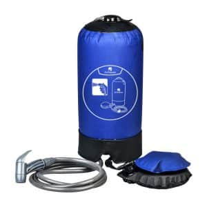 Dr. Prepare portable Outdoor Shower Bag