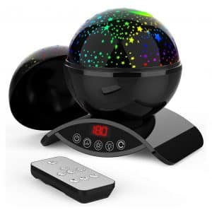 Foreita Chargeable Night Light Projector