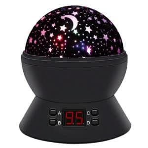 Star Sky 360-Degrees Night Lamp Projector