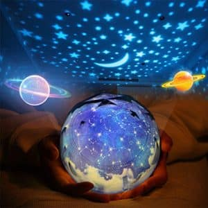 Star Night Light Projection Lamp