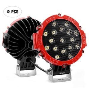 Nilight Round Off-Road Led Light