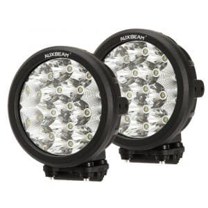 "Auxbeam 7"" LED Off-Road Lights"