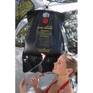 Texsport 5 Gallon Portable Solar Shower