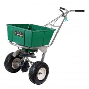 Lesco High Wheel Fertilizer Broadcast Spreader