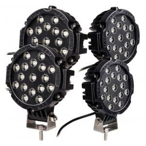Oplips 4 Inch High Power Led off Road lights