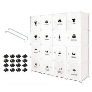 PONCTUEL ESCARGOT Plastic Storage Cabinet
