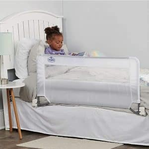 Regalo Swing Down Bed Rail Guard - Anchor Safety System