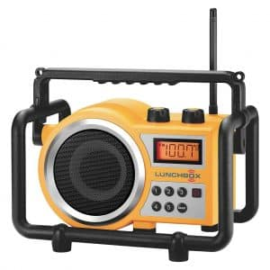 Sangean LB-100 Compact Jobsite Radio