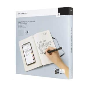 Moleskin Pen+ Ellipse Writing Smart Notebook
