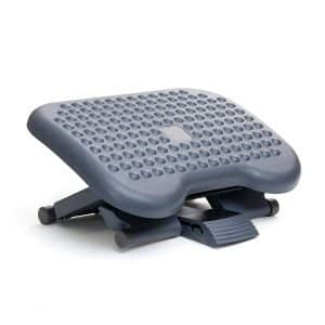 Mind Reader Ergonomic Foot Rest (Adjustable Height)