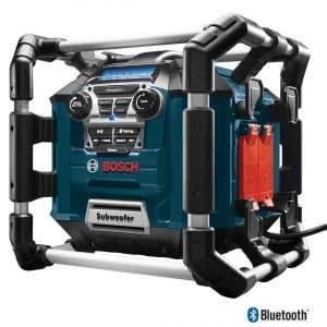 Bosch Bluetooth Power Box Jobsite Radio