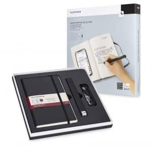 Moleskine Ellipse Ruled Smart Notebook & Pen