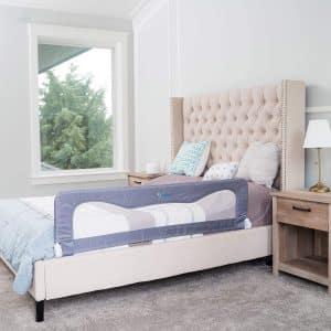 TotCraft Toddler Bed Rail – Universal Baby & Children Bed Rail