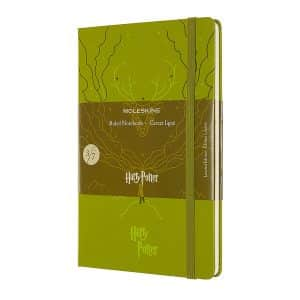 Moleskine Limited Edition Harry Potter Hard Cover Notebook