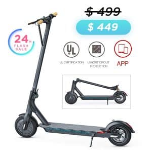 TOMOLOO Electric Folding Scooter
