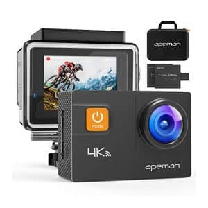 APEMAN Action Waterproof Camera