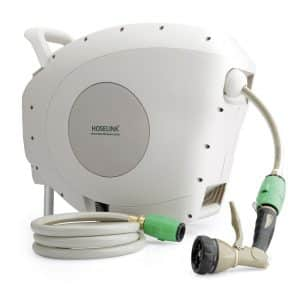 HOSELINK Automatic Retractable Garden Hose Reel