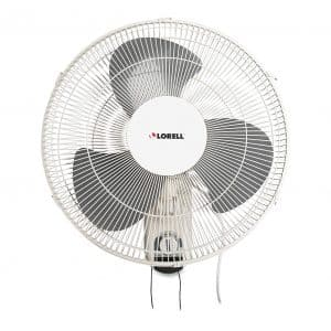 Lorell 16-Inch Wall Mount Fan