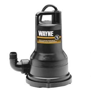 WAYNE VIP50 Thermoplastic Portable Pump