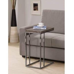 eHomeProducts Expandable Snack Side End Table