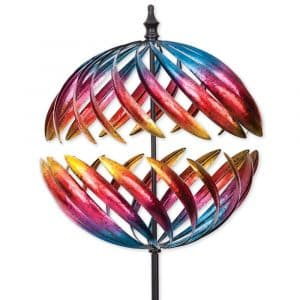 Bits and Pieces – Magnificent Jupiter Two-Way Giant 22 Inch Diameter Wind Spinner