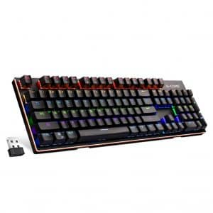 G-Cord Full Size Wireless Mechanical Keyboard