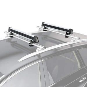 AA Products Aluminum Universal Snowboard Roof Rack