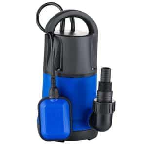 Sump Pumps 1HP Plastic Submersible Water Pump
