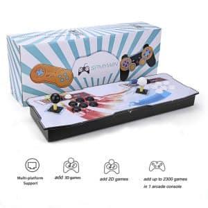 Spmywin 3D Pandoras Key 7 Arcade Video Game Console