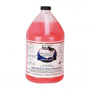 All American Car Care Products