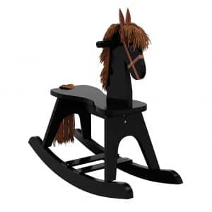Storkcraft Wooden Rocking Horse