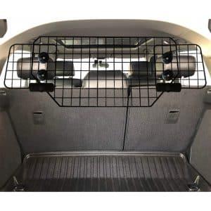 UCAS Heavy-Duty Dog Barrier, Black
