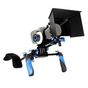 Morros DSLR Shoulder Rig Movie Kit