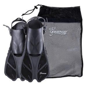 Seavenger Torpedo Snorkeling Swimming Fins