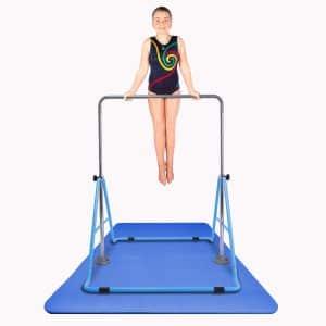 Safly Fun Expandable Gymnastics Bars