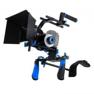 SunSmart DSLR Shoulder Rig Mount Kit