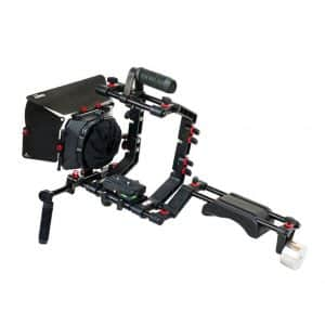 FILMCITY DSLR Shoulder Support Rig Kit