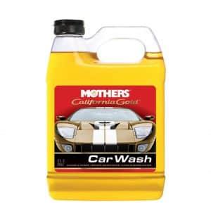 Mothers 05632 California Gold Car Wash