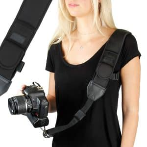 USA Gear Camera Sling Shoulder Strap