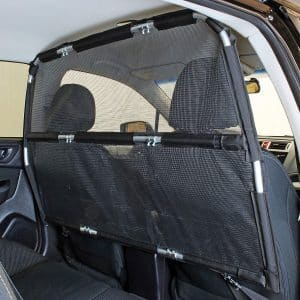 Bushwhacker Deluxe Dog Barrier for Trucks, the Large SUVs, and Full Sized Sedans
