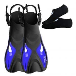 Cozia Design Swim Fins